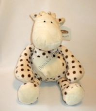 Raff plush toy 25cm tall when seated